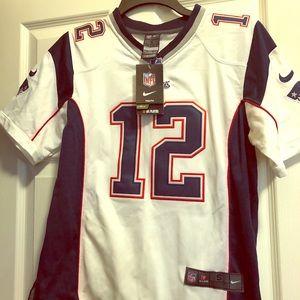Tom Brady jersey never worn
